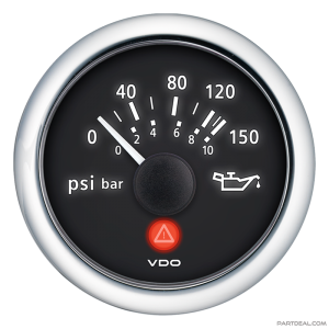 Fuel Pressure Gauge-1